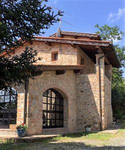 Casa di Mirjam, een plek waar je aan jezelf kunt werken in de zomer.